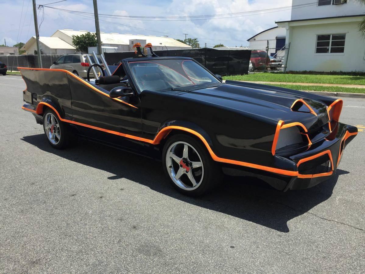 Florida man selling 87 mustang batmobile