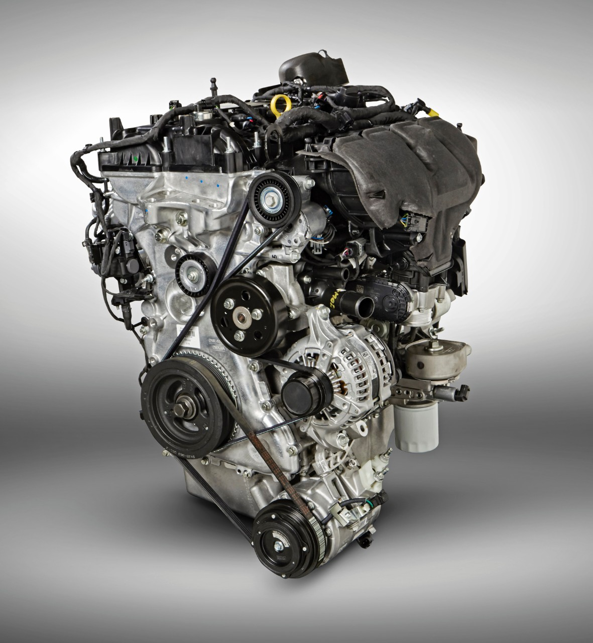 Ford cleveland engine plant begins production of 2 0 liter and 2 3 liter eb engines
