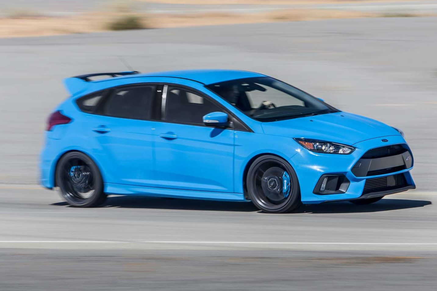 Ford Fayetteville Nc >> 2016 Ford Focus RS First Test: Driving Ford's 350-HP AWD ...