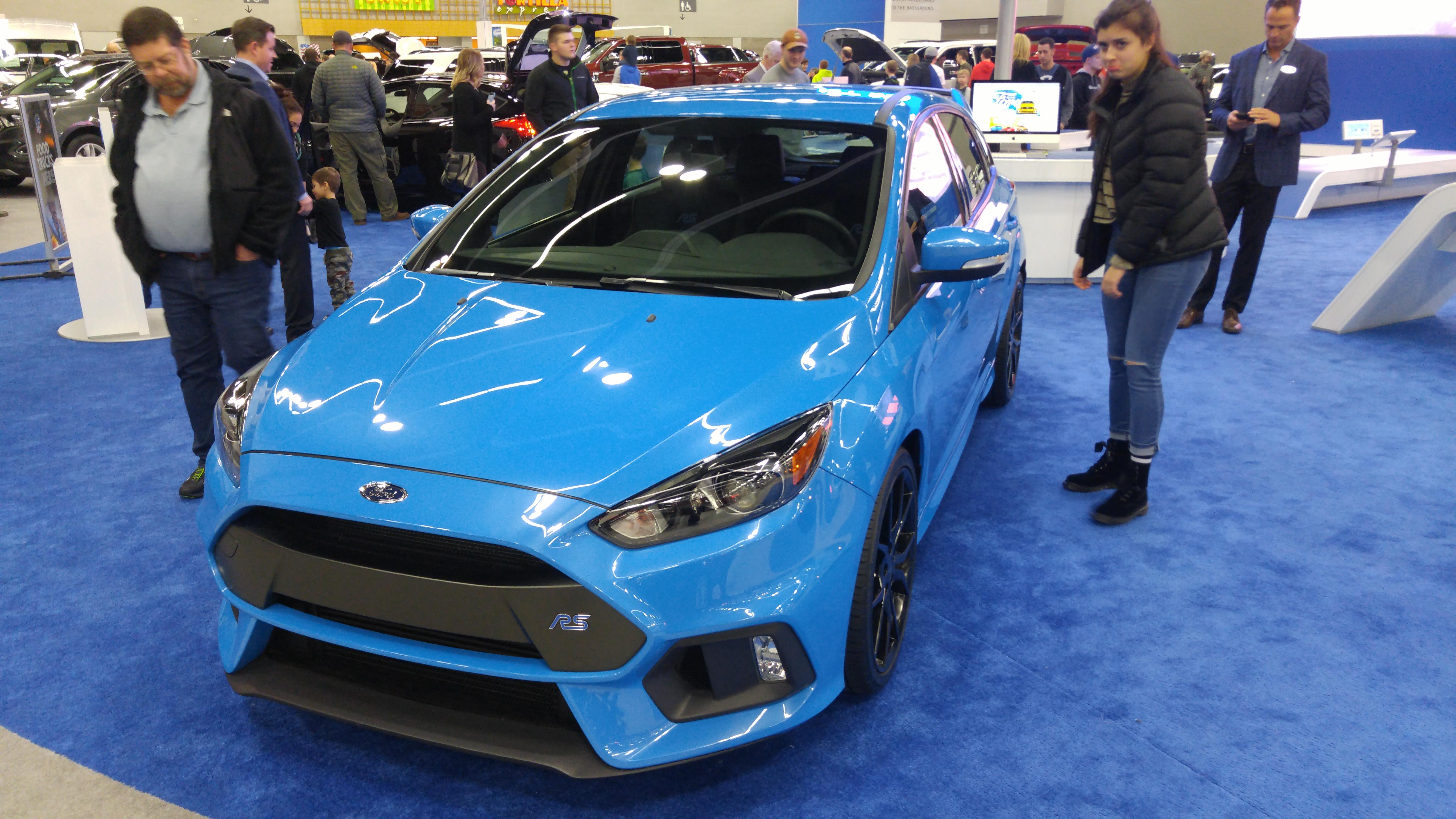 Portland Auto Show - Portland car show