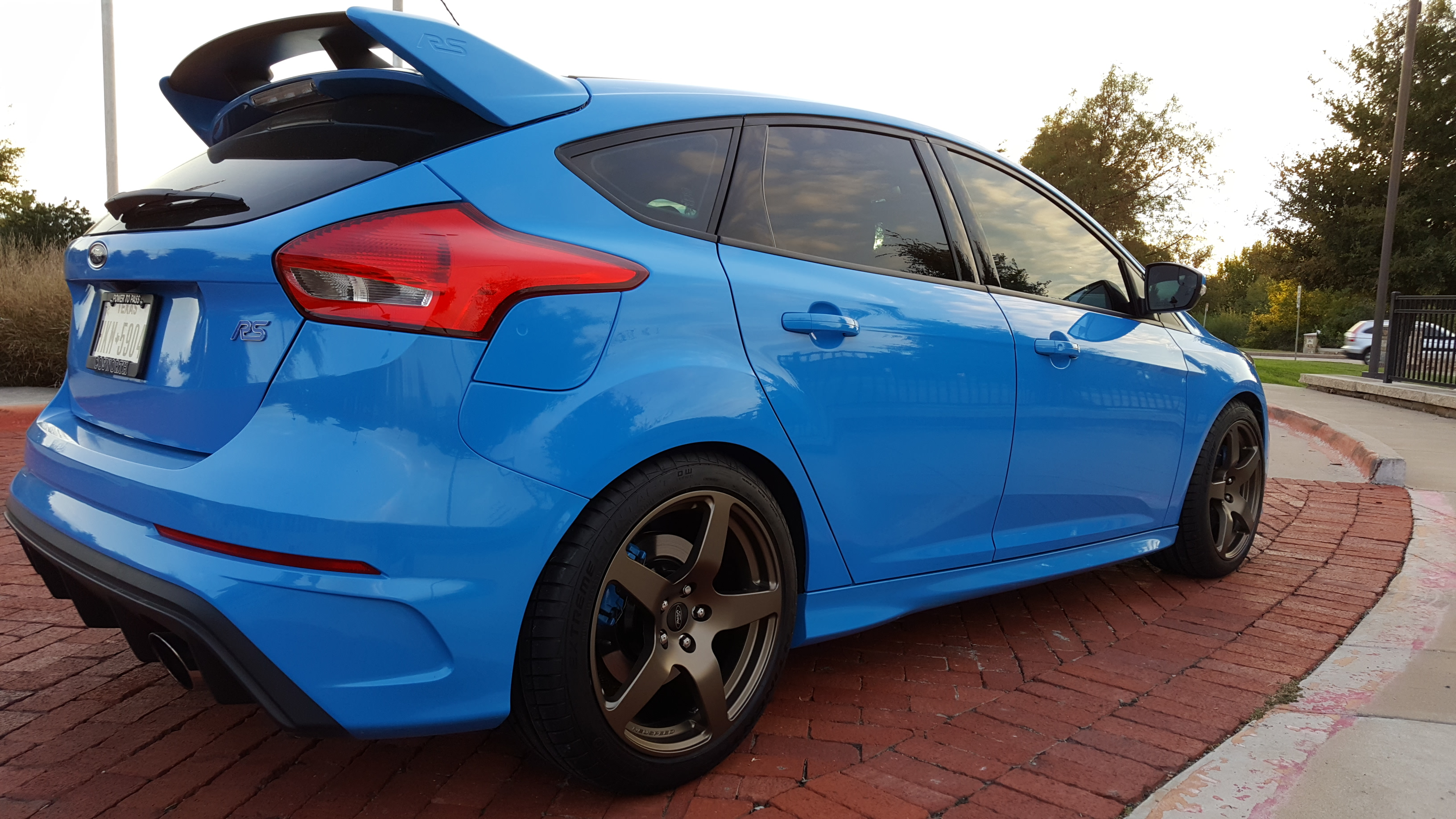 Neuspeed will offer 3 wheels for the Focus RS - Page 10