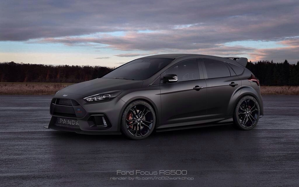 2016 Ford Focus RS - Page 94 - NASIOC