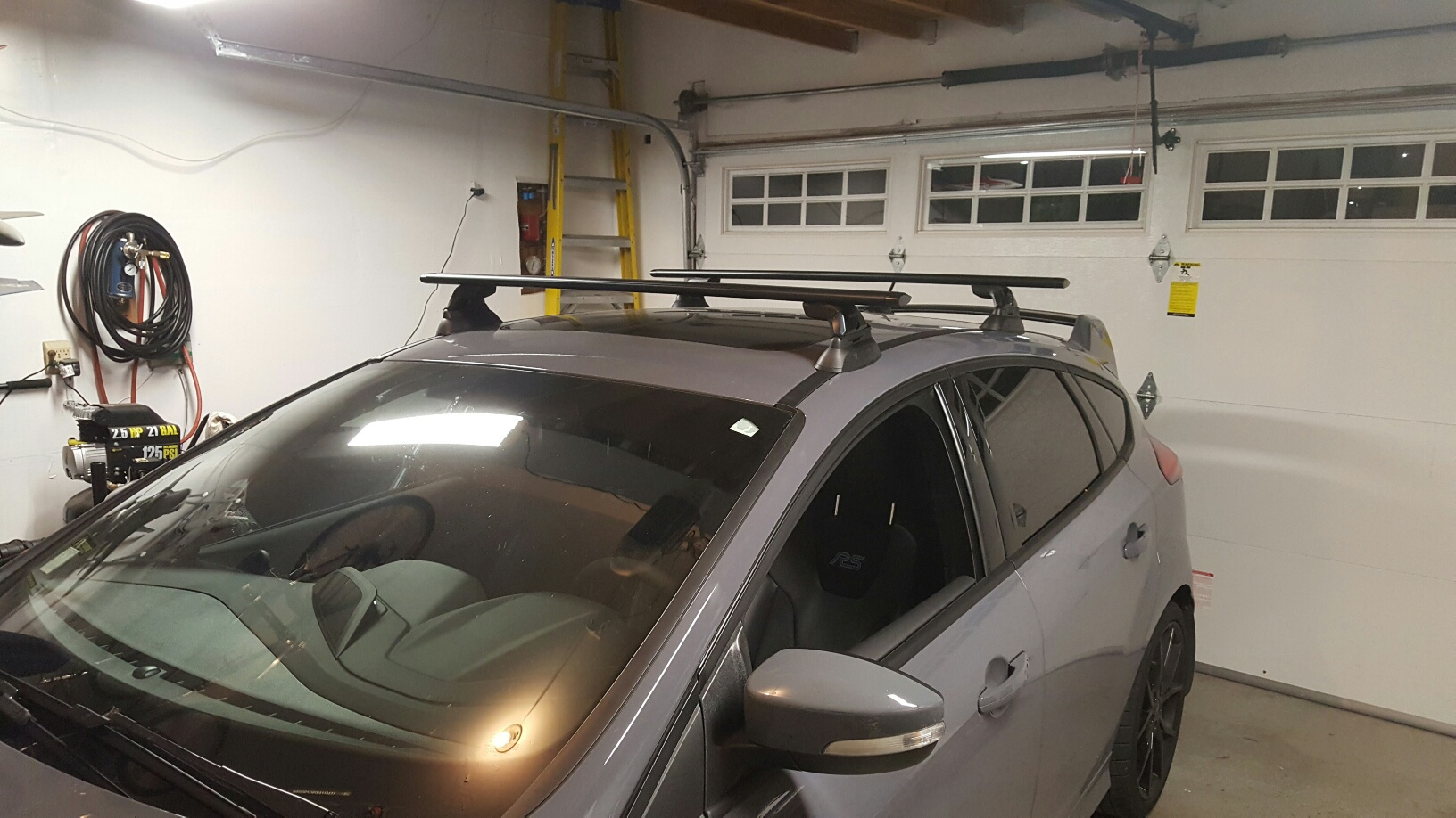 Roof Rack Rain Gutter Mount Install Page 2
