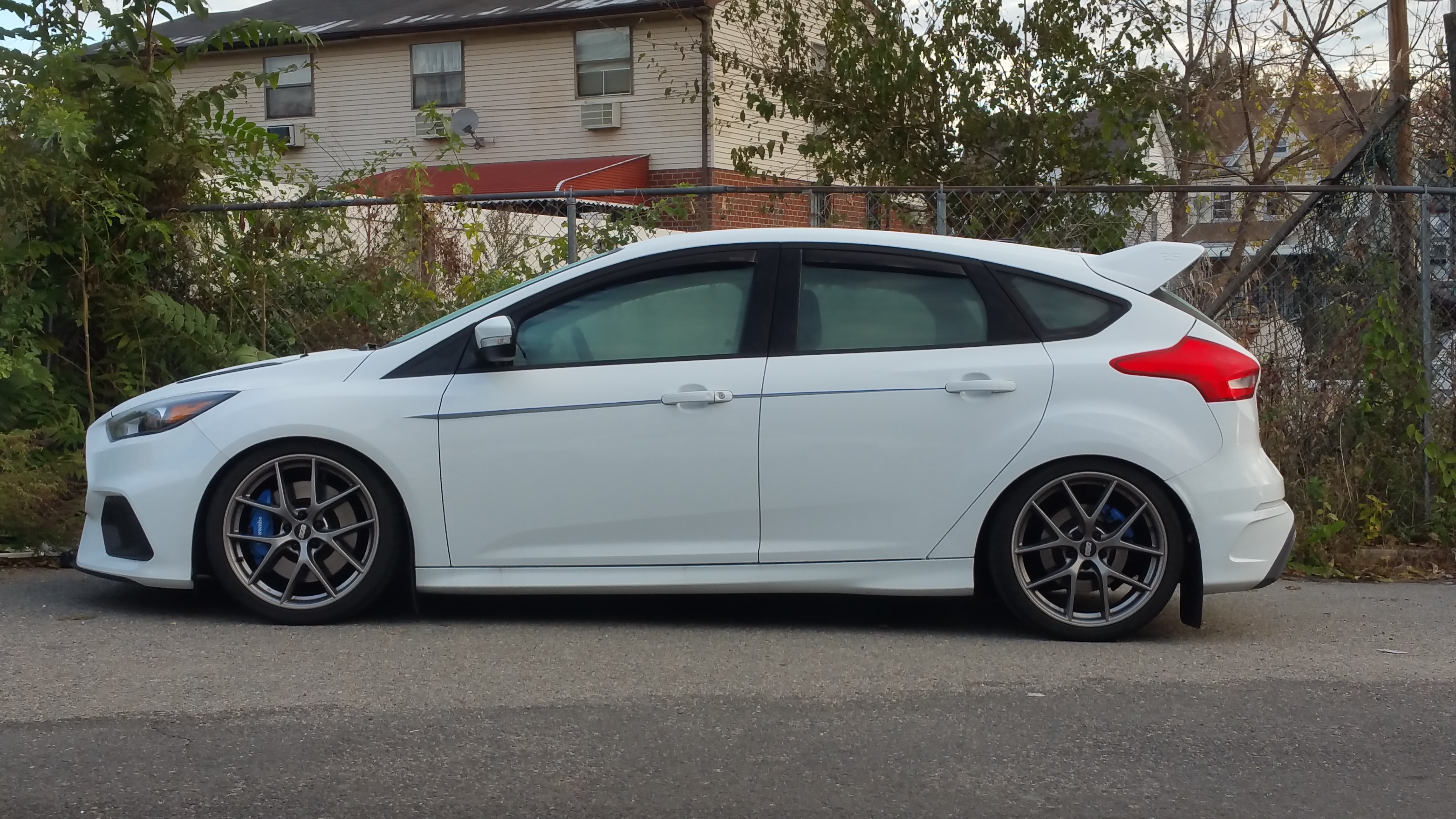 Post Pics of your Ford Focus RS wheel setup! - Page 6