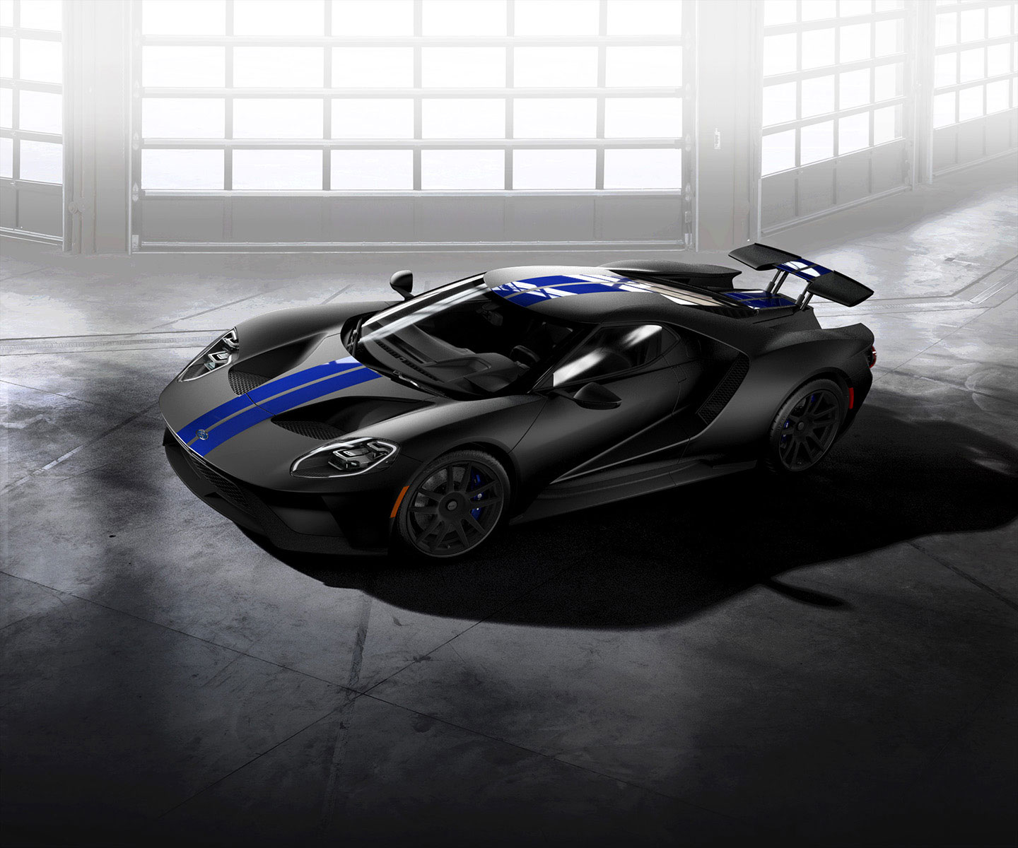 Pin 2017 Ford Gt Top 10 Color Combinations From The New Ford Gt on ...