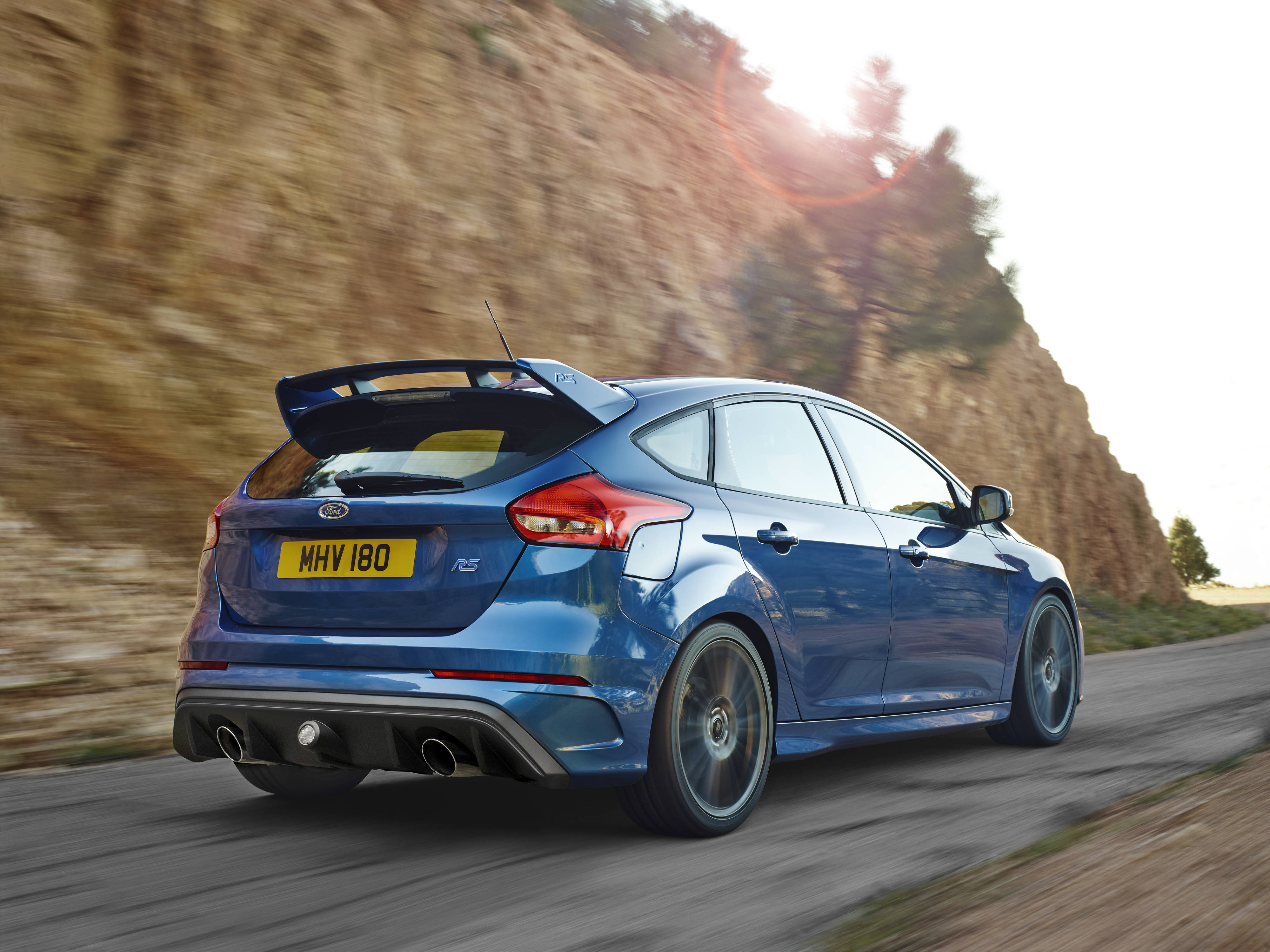 the sunday times first drive review 2016 ford focus rs