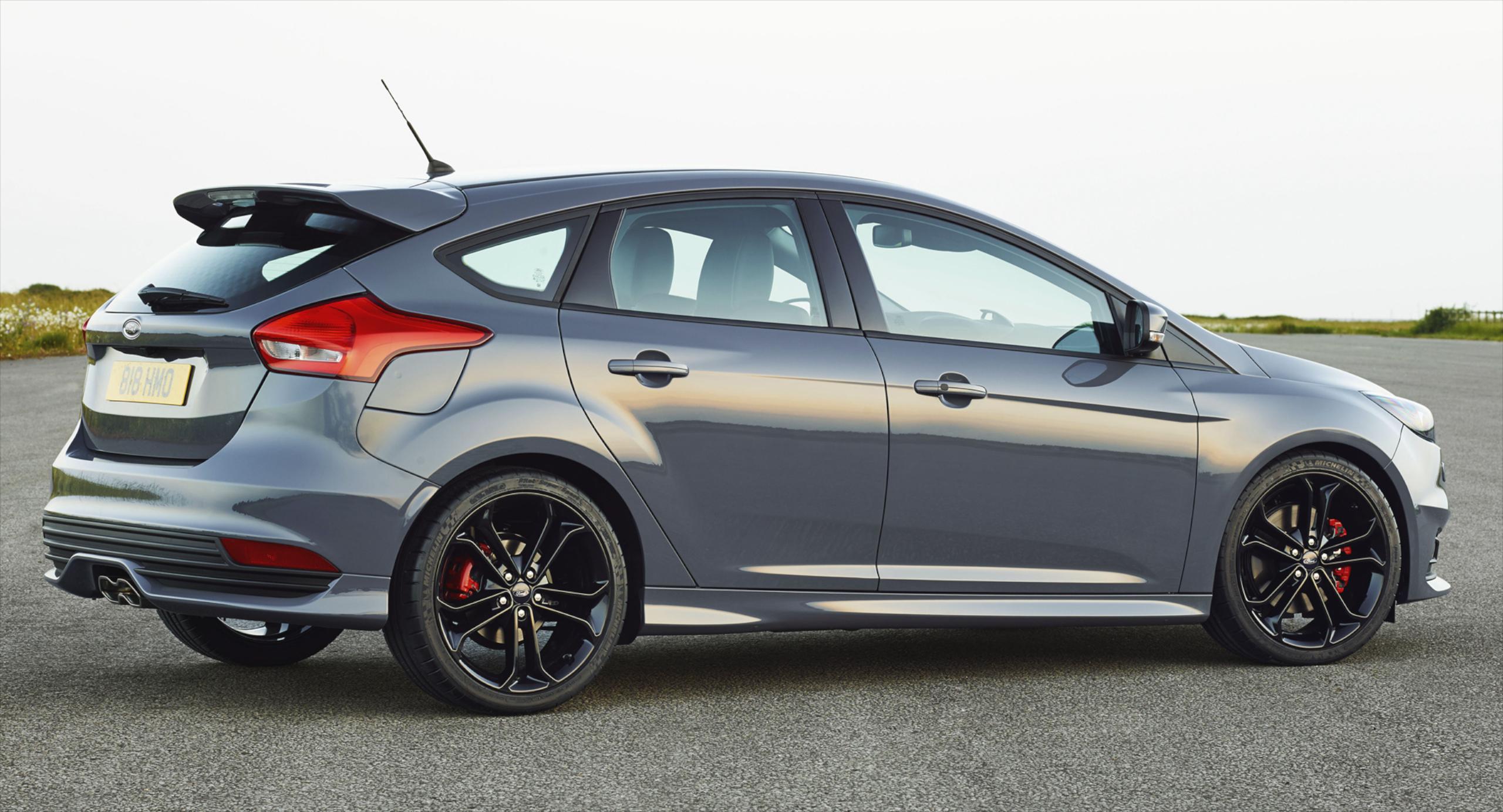 name c346 ford focus st facelift 16jpg views - 2015 Ford Focus St Magnetic Metallic