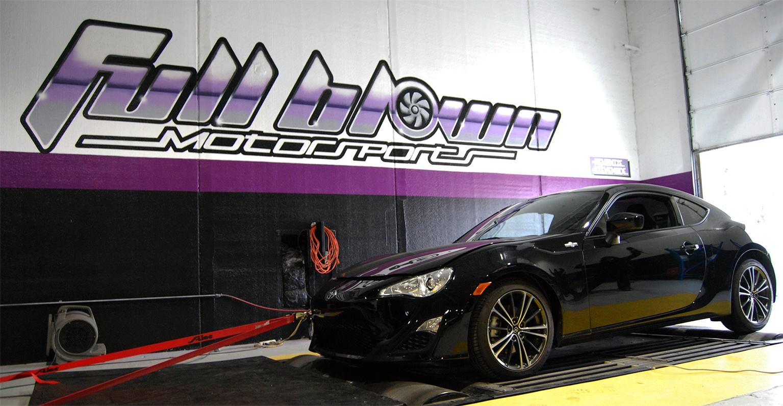 Full blown motorsports