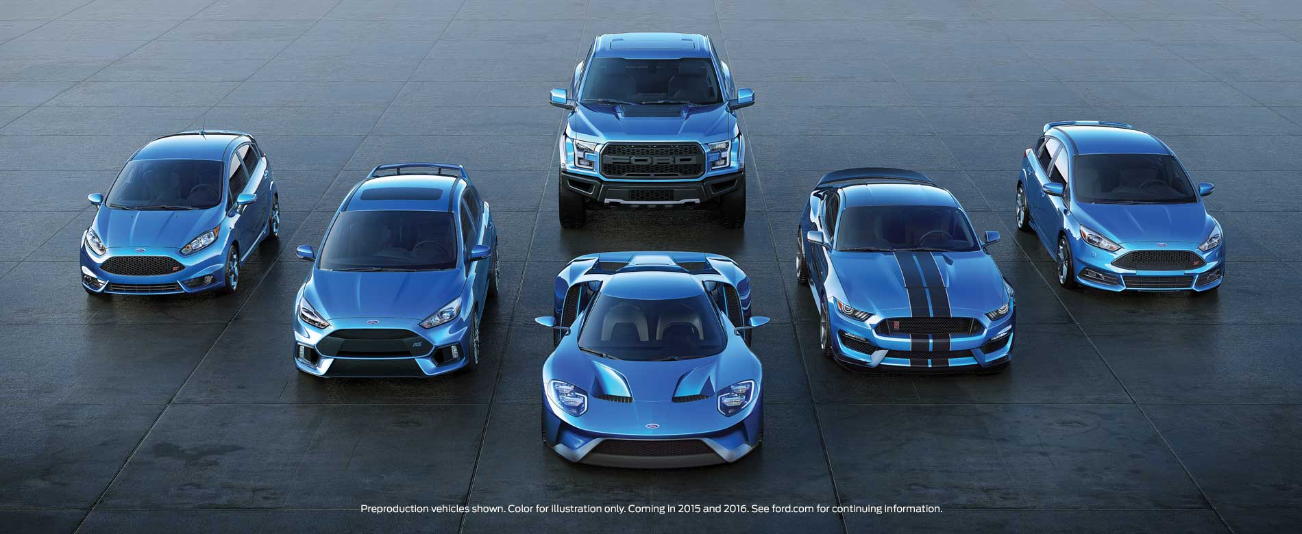 Ford Performance promised 12 models by 2020 any news  updates