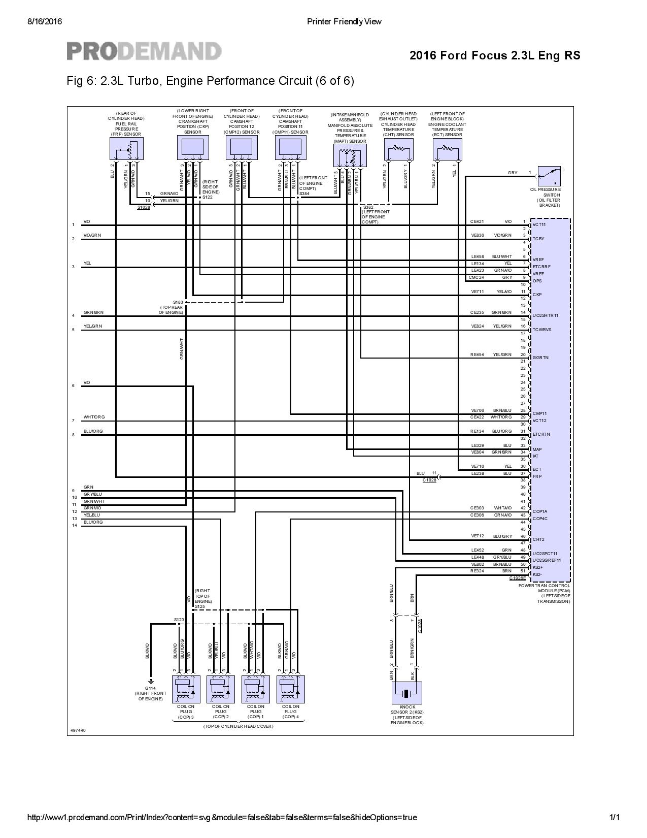 Wiring Manual PDF: 12 Focus Ecm Wiring Diagram