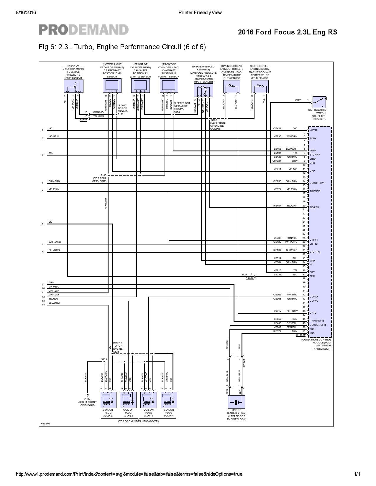 Wiring Manual Pdf  12 Focus Ecm Wiring Diagram