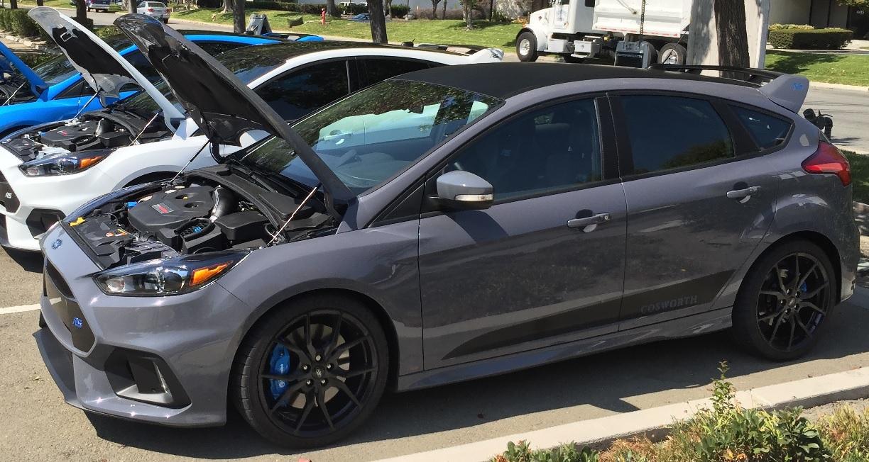 Ford Focus Rs Fender Flares >> DeltaT's SG Build - Got Car, Will Mod!