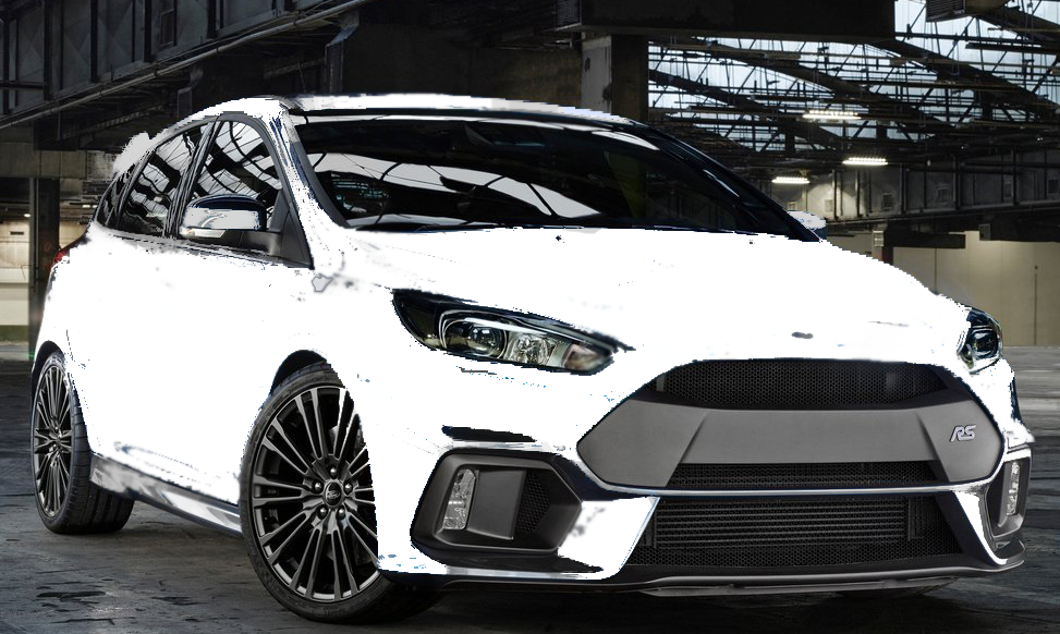 2017 Ford Focus Rs White All Car Brands Specs