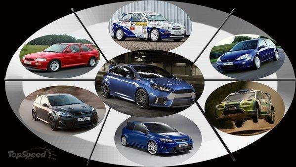 Ford Focus Rs Histor Jpg