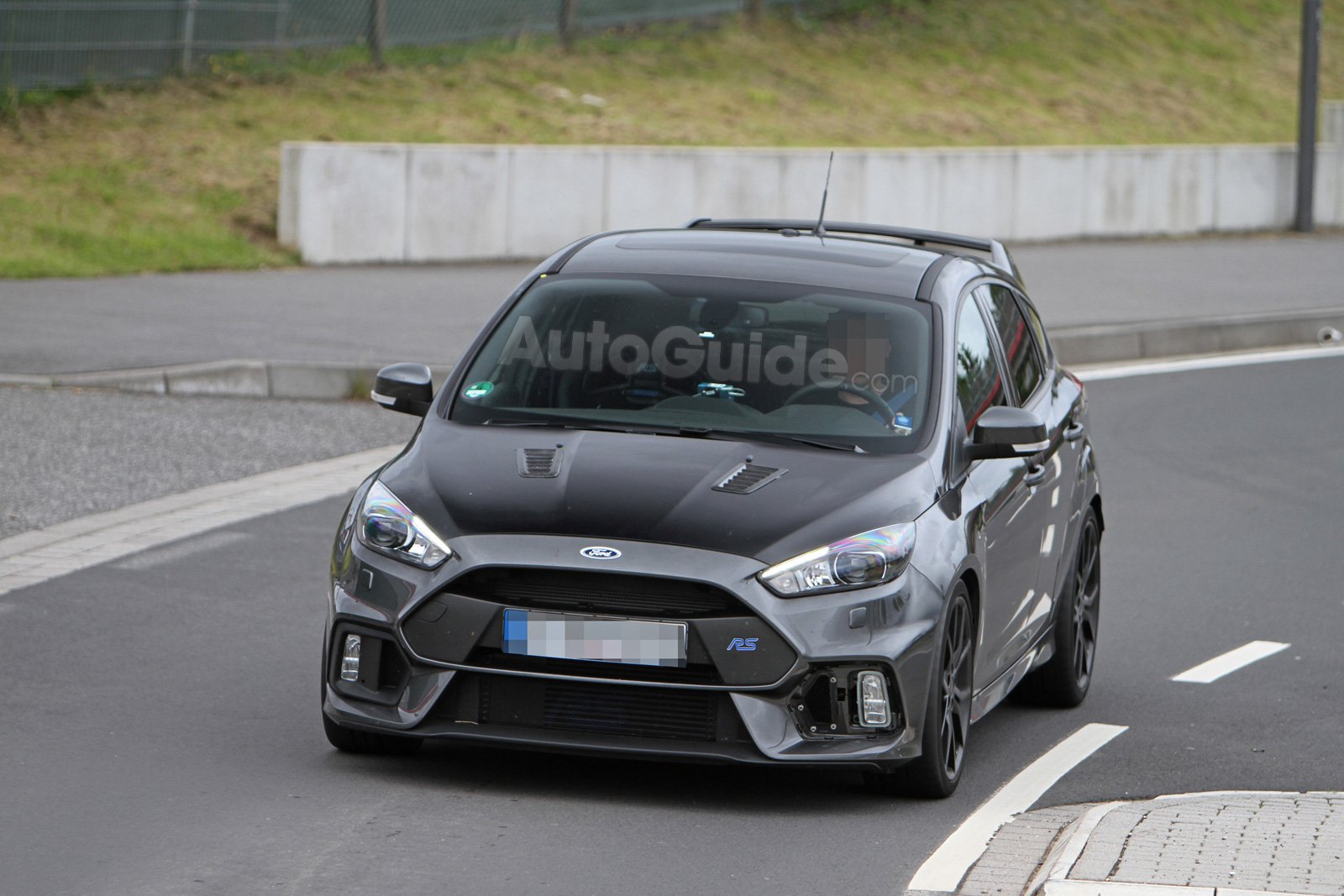 Ford focus rs500 3