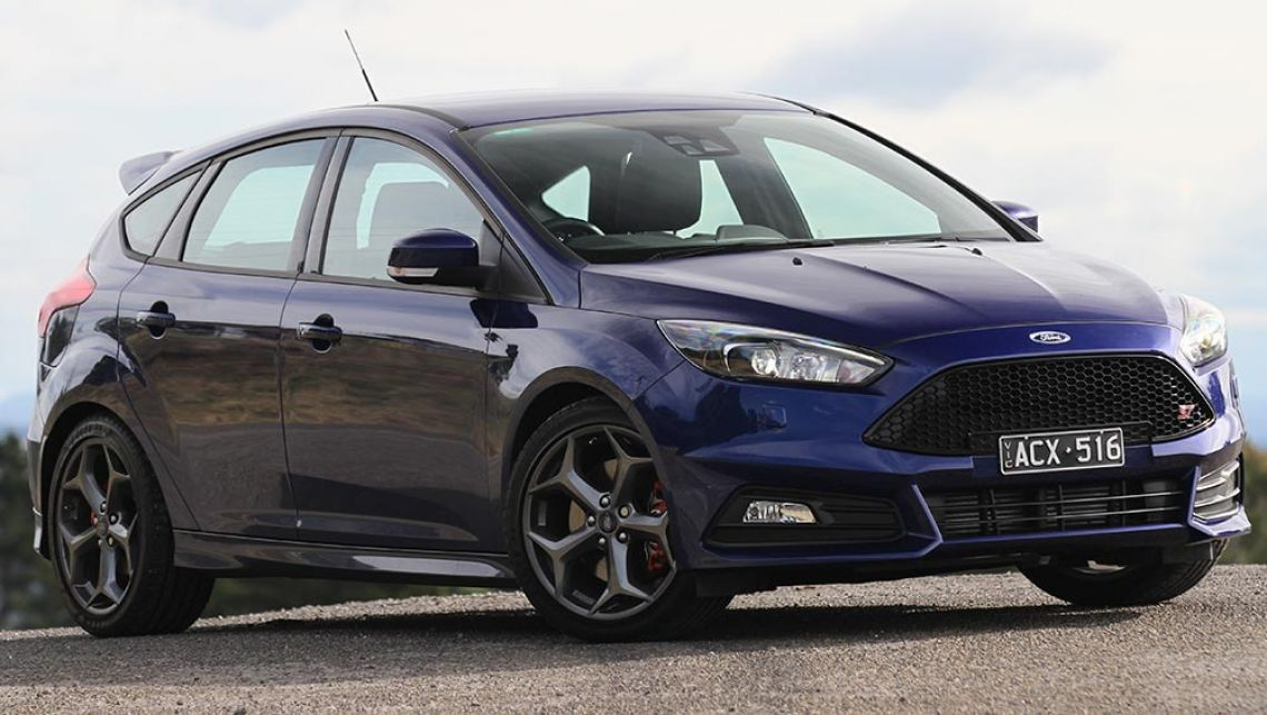 name ford focus st 2015 dowling 5 - Ford Focus St 2015 Blue