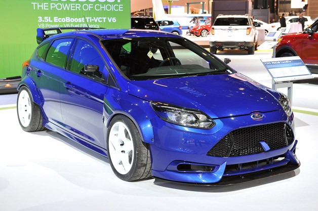 Rendering 2016 Ford Focus RS Wide Body Page 2