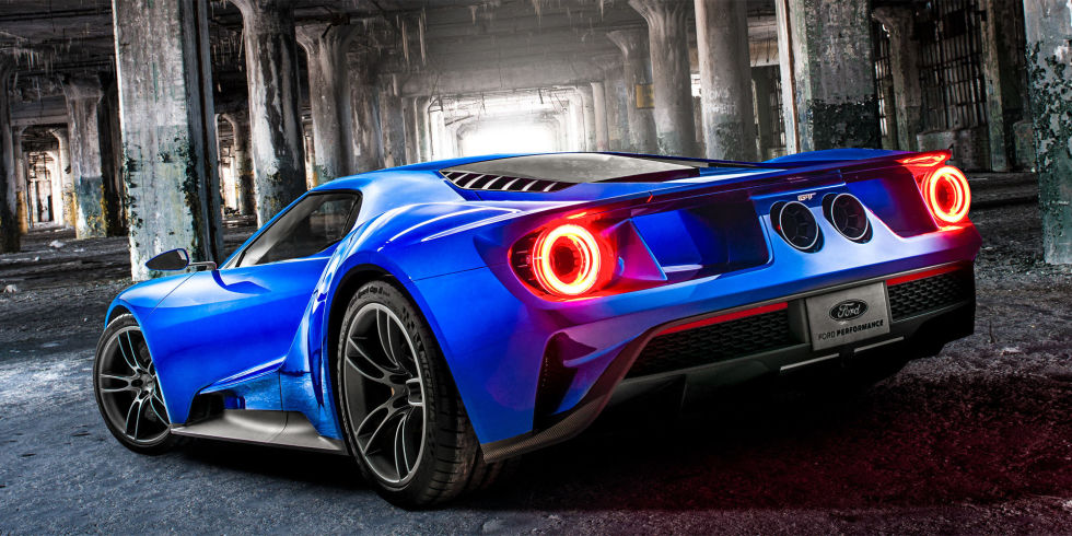 Want A Ford Gt Better Buy A Focus St