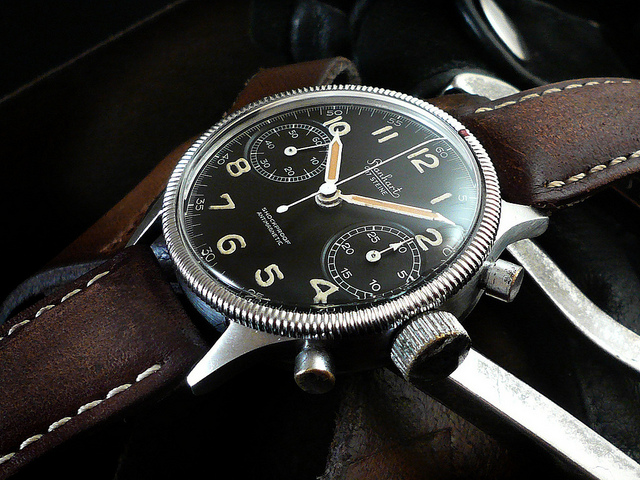 Watches 2015 what did moss mcqueen and siffert wear for Mcqueen watches