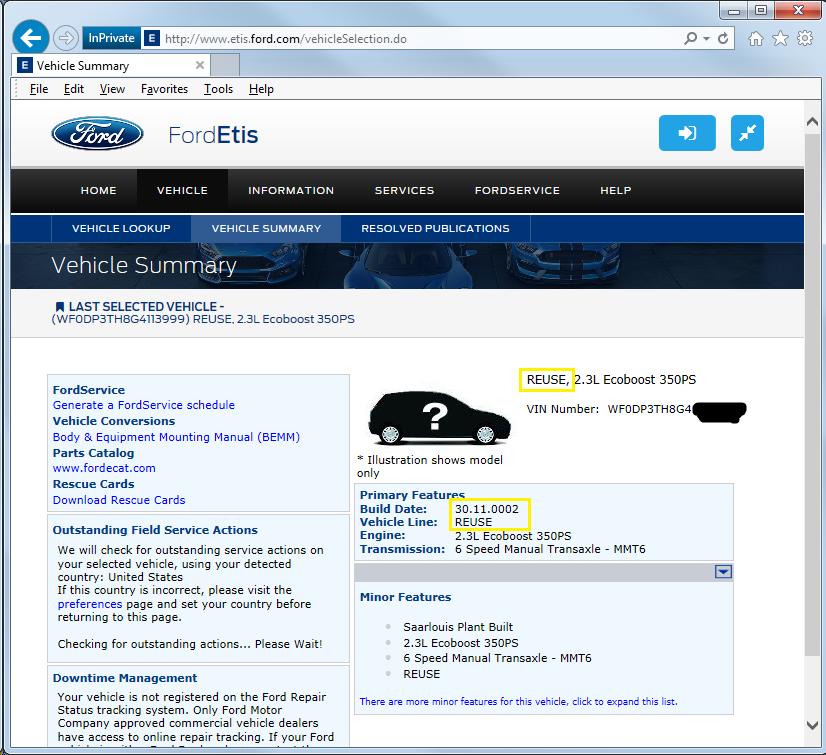Ford Etis Login Password