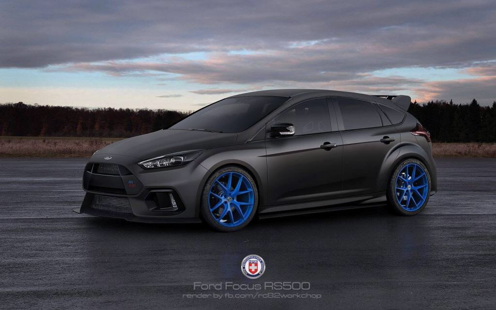 2016 Ford Focus RS Hits 62 MPH in 4.7s, Pricing Makes It a ...