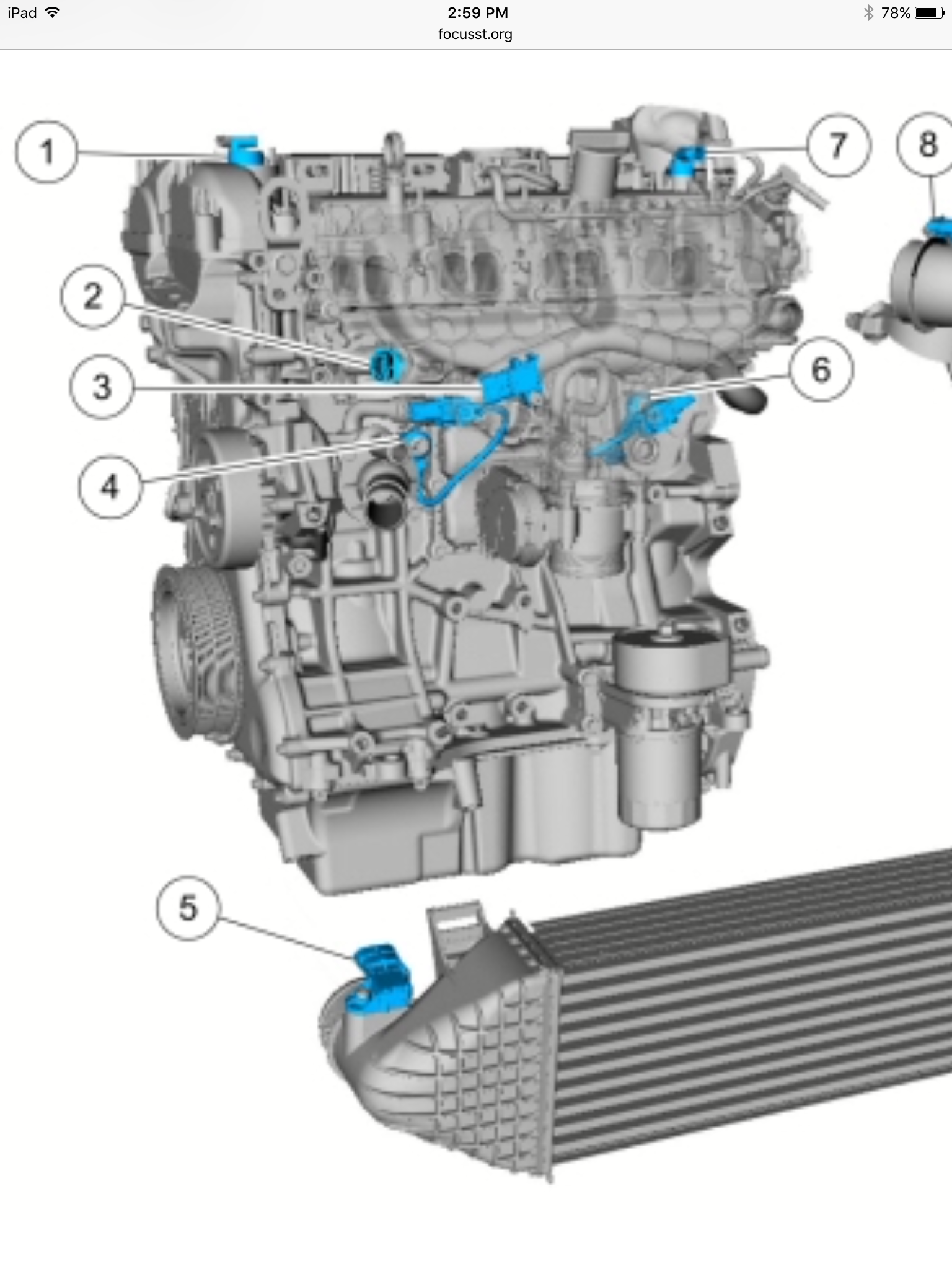 Ford Knock Sensor Wiring - Bookmark About Wiring Diagram