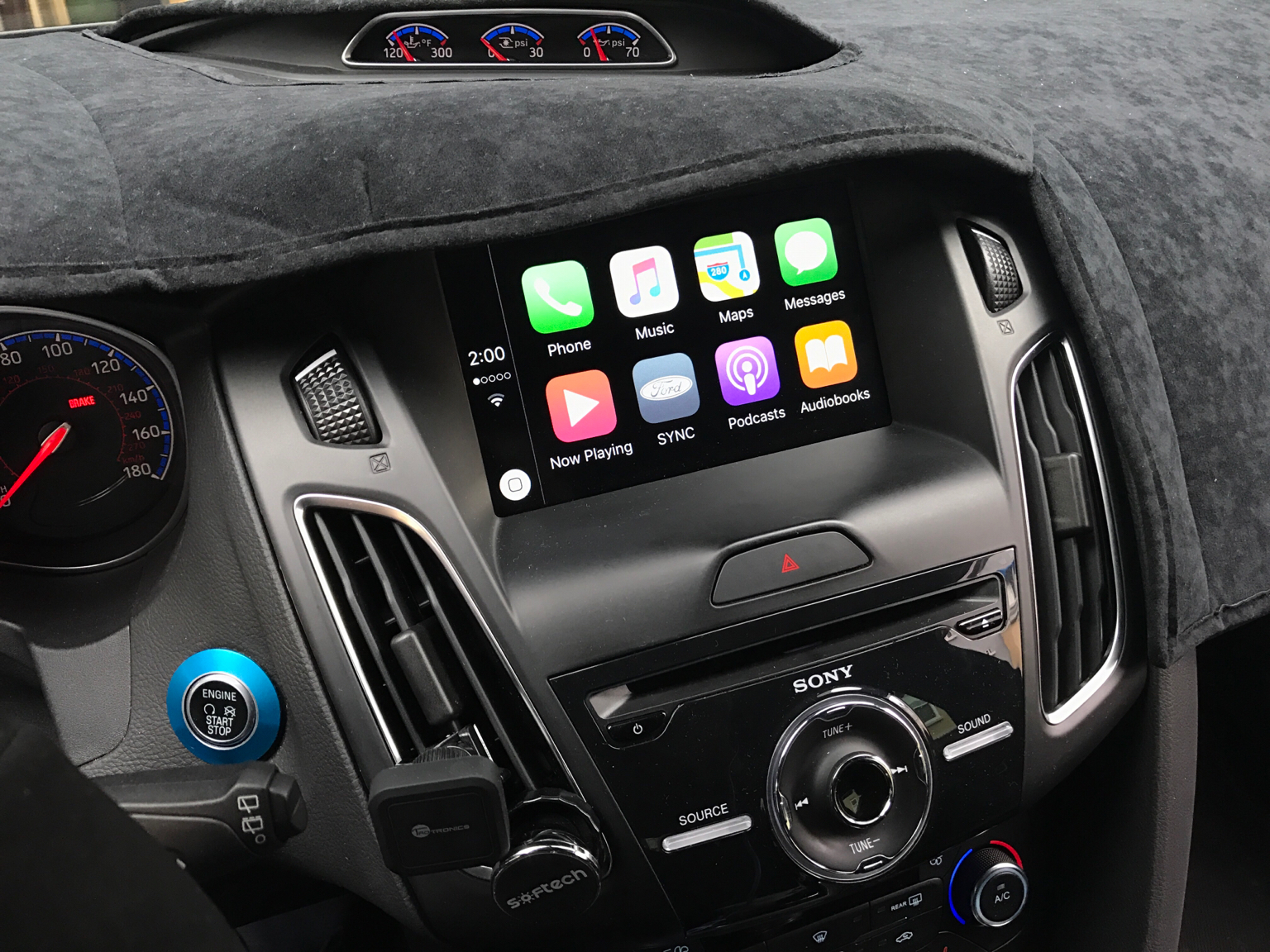 Unofficial Update Sync3 V2 2 With Android Auto And Apple