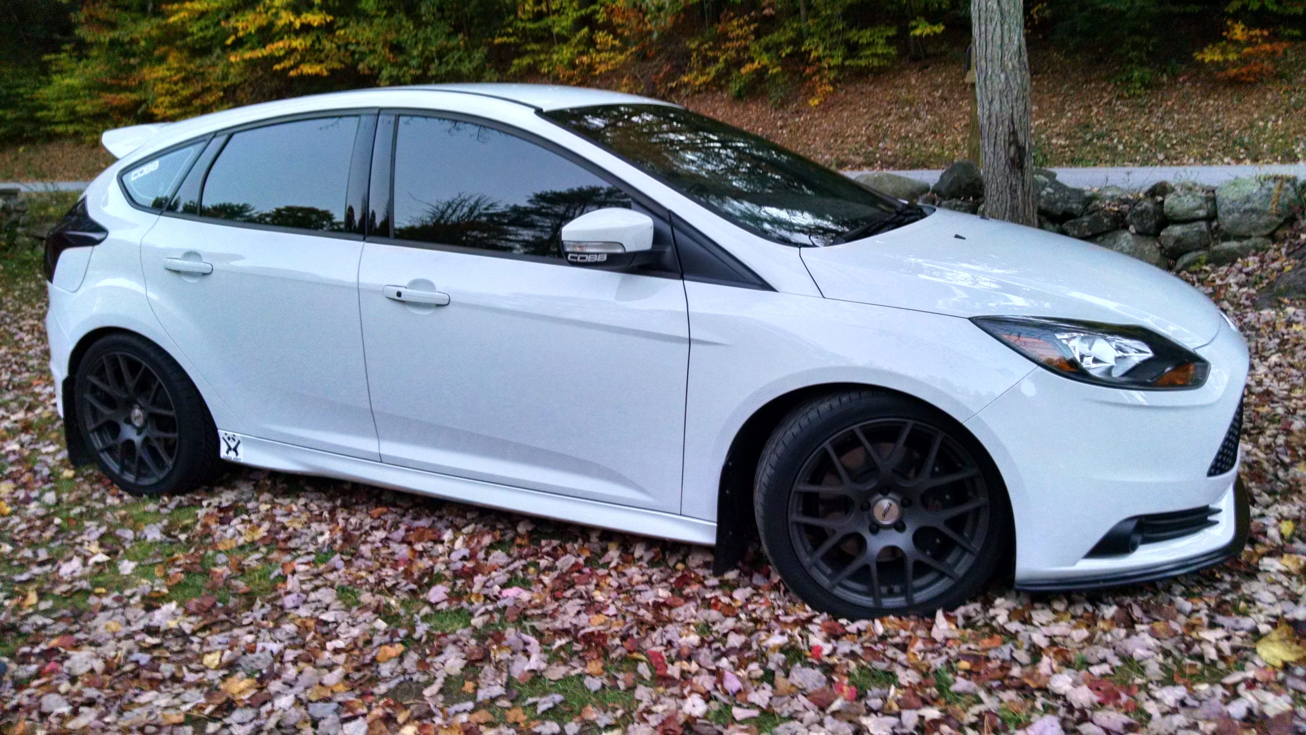 """2011 Ford Focus Rims >> RS Compatible 18"""" wheels thread - Page 2"""