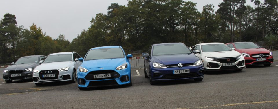 Best Hot Hatches 2017 Our Ultimate Test Picks The Car For Modern Boy Racers