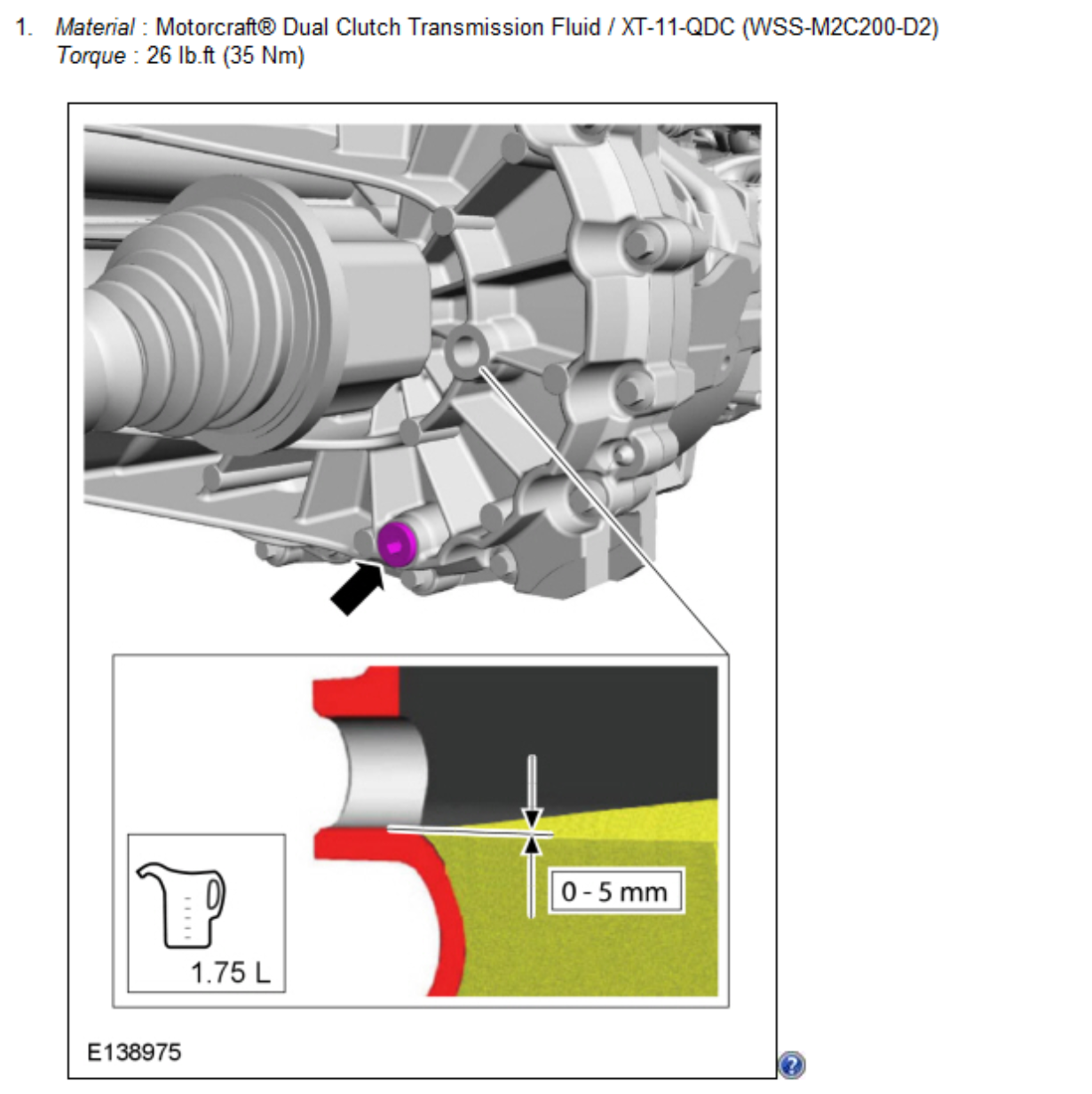 2014 Ford Focus Spark Plug Torque Specs Torque on spark plugs Ford