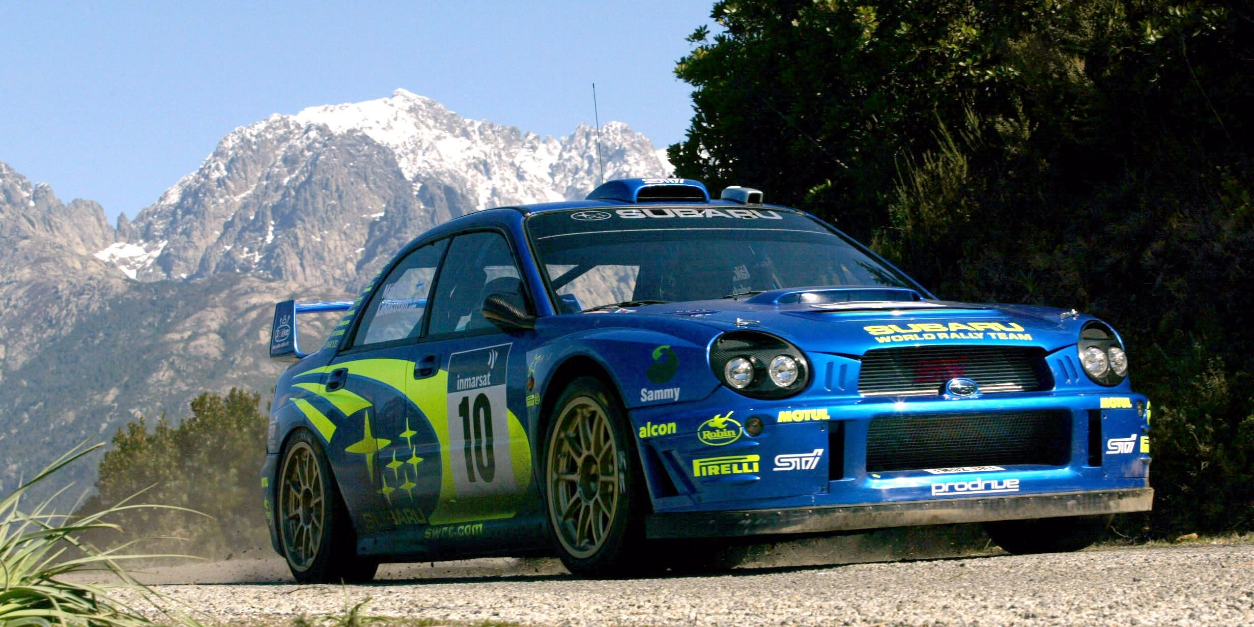 This Subaru Rally Car Is How All Turbo Cars Should Sound