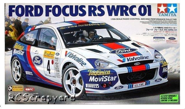 Tamiya Ford Focus Rs Wrc 01 Jpg
