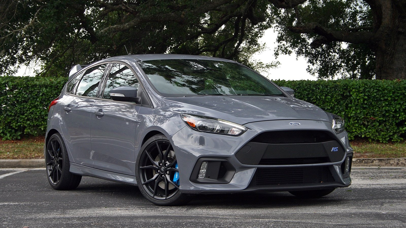 Ford Fayetteville Nc >> The 2017 Ford Focus RS rides like a horse cart and I LOVE IT!