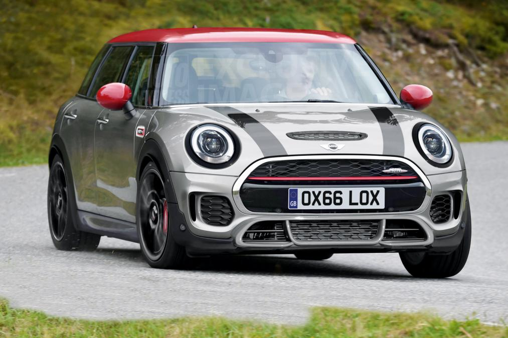 300bhp plus mini clubman jcw targets focus rs. Black Bedroom Furniture Sets. Home Design Ideas
