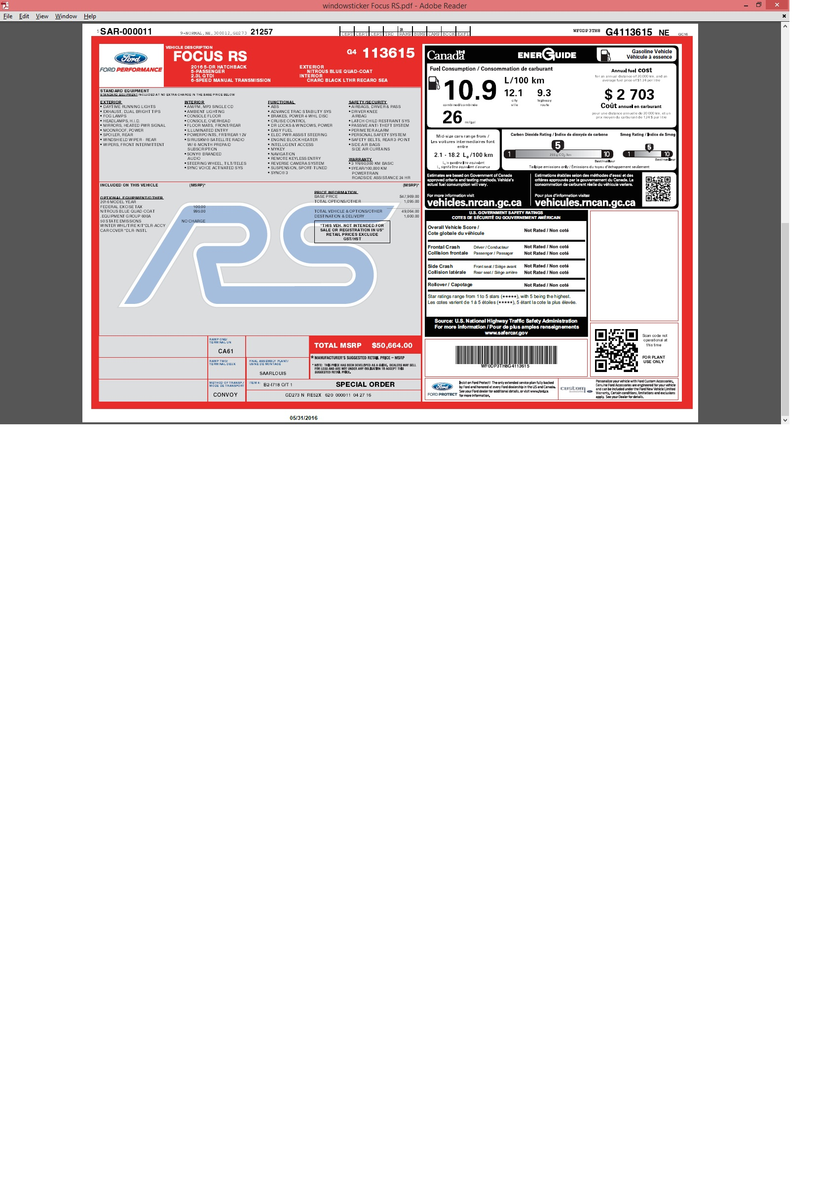 Window Stickers Are Released Page 7
