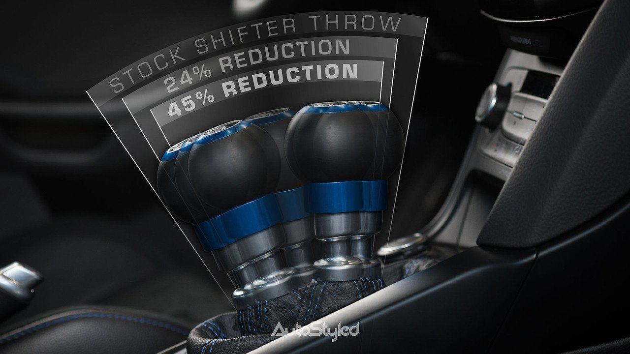 Which is the best short throw shifter setup?   Page 20