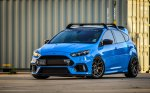 2016 Focus RS - The Great Bluedini